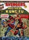 Cover for The Avengers (Marvel UK, 1973 series) #43