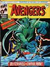 Cover for The Avengers (Marvel UK, 1973 series) #56