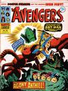 Cover for The Avengers (Marvel UK, 1973 series) #59