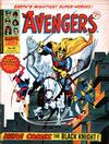 Cover for The Avengers (Marvel UK, 1973 series) #62