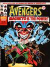 Cover for The Avengers (Marvel UK, 1973 series) #65