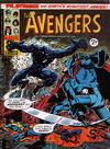 Cover for The Avengers (Marvel UK, 1973 series) #71