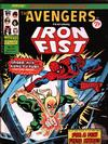 Cover for The Avengers (Marvel UK, 1973 series) #73
