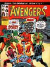 Cover for The Avengers (Marvel UK, 1973 series) #74