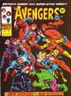 Cover for The Avengers (Marvel UK, 1973 series) #78