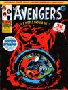 Cover for The Avengers (Marvel UK, 1973 series) #81