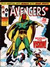 Cover for The Avengers (Marvel UK, 1973 series) #82