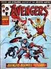 Cover for The Avengers (Marvel UK, 1973 series) #84