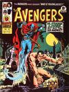 Cover for The Avengers (Marvel UK, 1973 series) #87