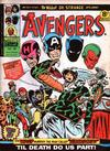 Cover for The Avengers (Marvel UK, 1973 series) #88