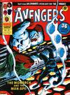 Cover for The Avengers (Marvel UK, 1973 series) #90