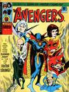 Cover for The Avengers (Marvel UK, 1973 series) #91