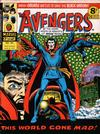 Cover for The Avengers (Marvel UK, 1973 series) #93
