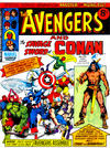 Cover for The Avengers (Marvel UK, 1973 series) #95