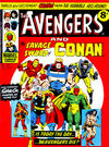 Cover for The Avengers (Marvel UK, 1973 series) #99