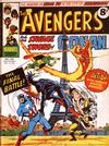 Cover for The Avengers (Marvel UK, 1973 series) #108