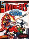 Cover for The Avengers (Marvel UK, 1973 series) #113