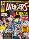Cover for The Avengers (Marvel UK, 1973 series) #117