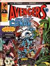 Cover for The Avengers (Marvel UK, 1973 series) #118