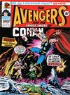 Cover for The Avengers (Marvel UK, 1973 series) #132