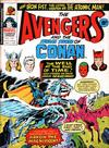 Cover for The Avengers (Marvel UK, 1973 series) #133
