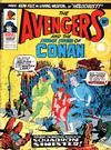 Cover for The Avengers (Marvel UK, 1973 series) #134