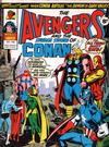 Cover for The Avengers (Marvel UK, 1973 series) #146