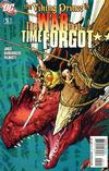Cover for The War That Time Forgot (DC, 2008 series) #5