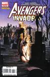 Cover for Avengers/Invaders (Marvel, 2008 series) #6 [Regular Cover]