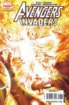 Cover for Avengers/Invaders (Marvel, 2008 series) #8