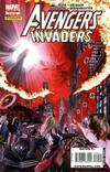 Cover for Avengers/Invaders (Marvel, 2008 series) #9 [Regular Cover]