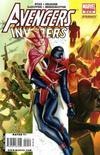 Cover for Avengers/Invaders (Marvel, 2008 series) #10 [Regular Cover]
