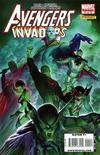 Cover for Avengers/Invaders (Marvel, 2008 series) #11 [Regular Cover]