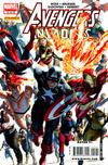 Cover for Avengers/Invaders (Marvel, 2008 series) #12