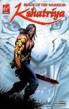 Cover for Blade of the Warrior: Kshatriya (Virgin, 2008 series) #1