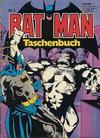Cover for Batman Taschenbuch (Egmont Ehapa, 1978 series) #5