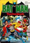 Cover for Batman Taschenbuch (Egmont Ehapa, 1978 series) #6