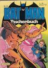 Cover for Batman Taschenbuch (Egmont Ehapa, 1978 series) #18