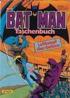 Cover for Batman Taschenbuch (Egmont Ehapa, 1978 series) #20