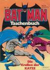 Cover for Batman Taschenbuch (Egmont Ehapa, 1978 series) #21