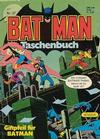 Cover for Batman Taschenbuch (Egmont Ehapa, 1978 series) #27