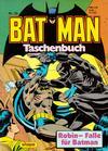 Cover for Batman Taschenbuch (Egmont Ehapa, 1978 series) #28