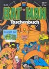 Cover for Batman Taschenbuch (Egmont Ehapa, 1978 series) #31