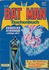 Cover for Batman Taschenbuch (Egmont Ehapa, 1978 series) #35