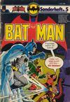 Cover for Batman Sonderheft (Egmont Ehapa, 1976 series) #5