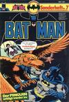 Cover for Batman Sonderheft (Egmont Ehapa, 1976 series) #7