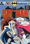 Cover for Batman Sonderheft (Egmont Ehapa, 1976 series) #8