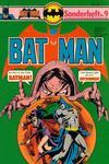 Cover for Batman Sonderheft (Egmont Ehapa, 1976 series) #9