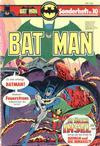 Cover for Batman Sonderheft (Egmont Ehapa, 1976 series) #10