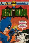 Cover for Batman Sonderheft (Egmont Ehapa, 1976 series) #11